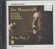 Joe Magnarelli CD