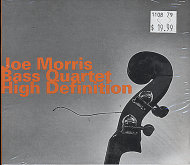 Joe Morris Bass Quartet CD