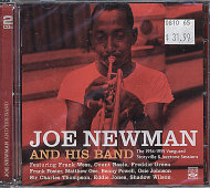 Joe Newman and his Band CD