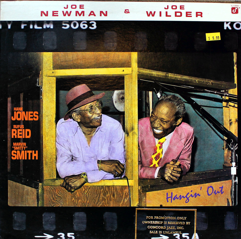 "Joe Newman & Joe Wilder Vinyl 12"" (Used)"