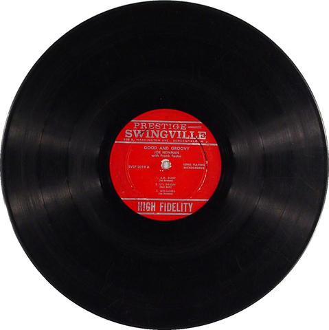 "Joe Newman/Frank Foster Vinyl 12"" (Used)"