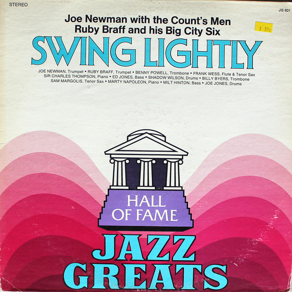 "Joe Newman With The Count's Men Vinyl 12"" (Used)"