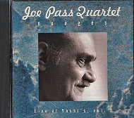Joe Pass Quartet CD