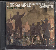 Joe Sample And The Soul Commitee CD
