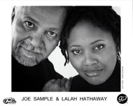 Joe Sample Promo Print