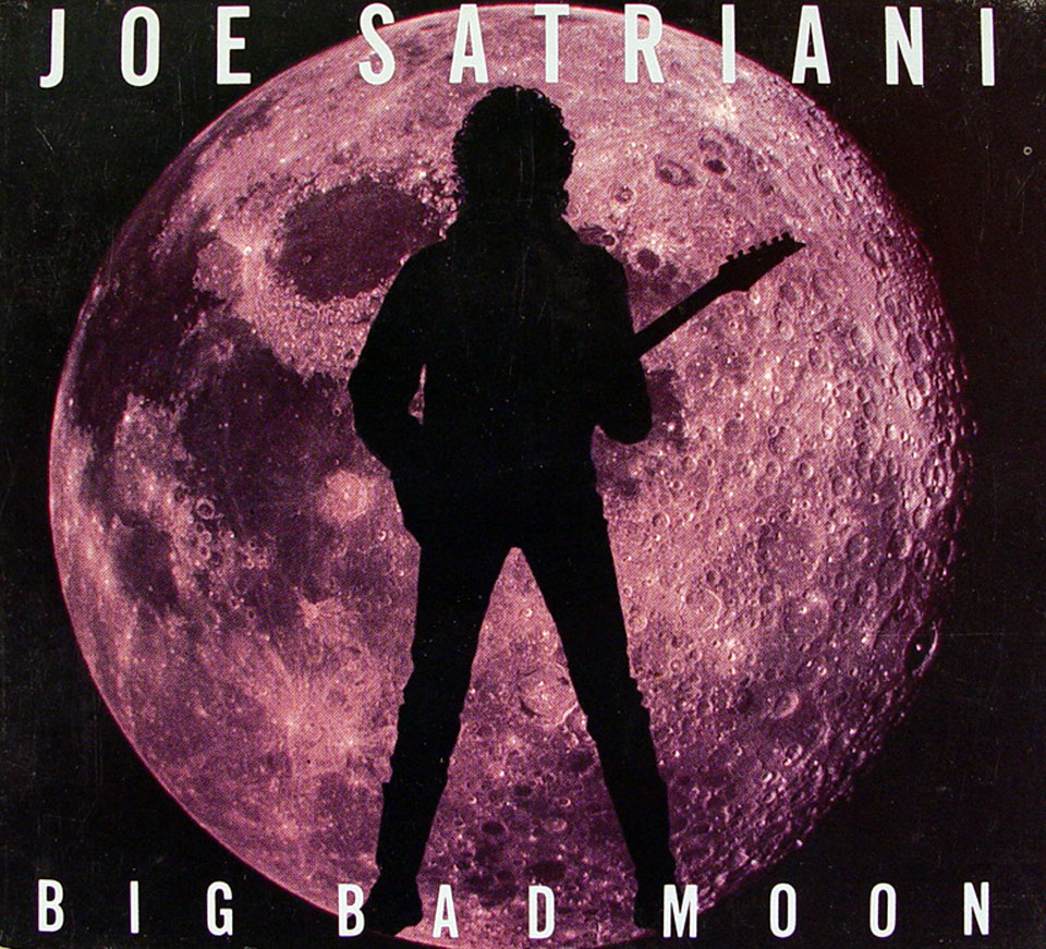 Joe Satriani CD