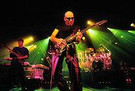 Joe Satriani Fine Art Print