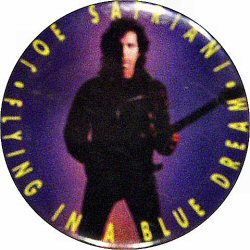 Joe Satriani Pin