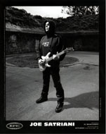 Joe Satriani Promo Print