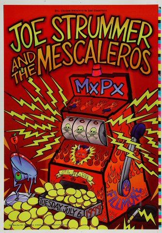 Joe Strummer & The Mescaleros Proof