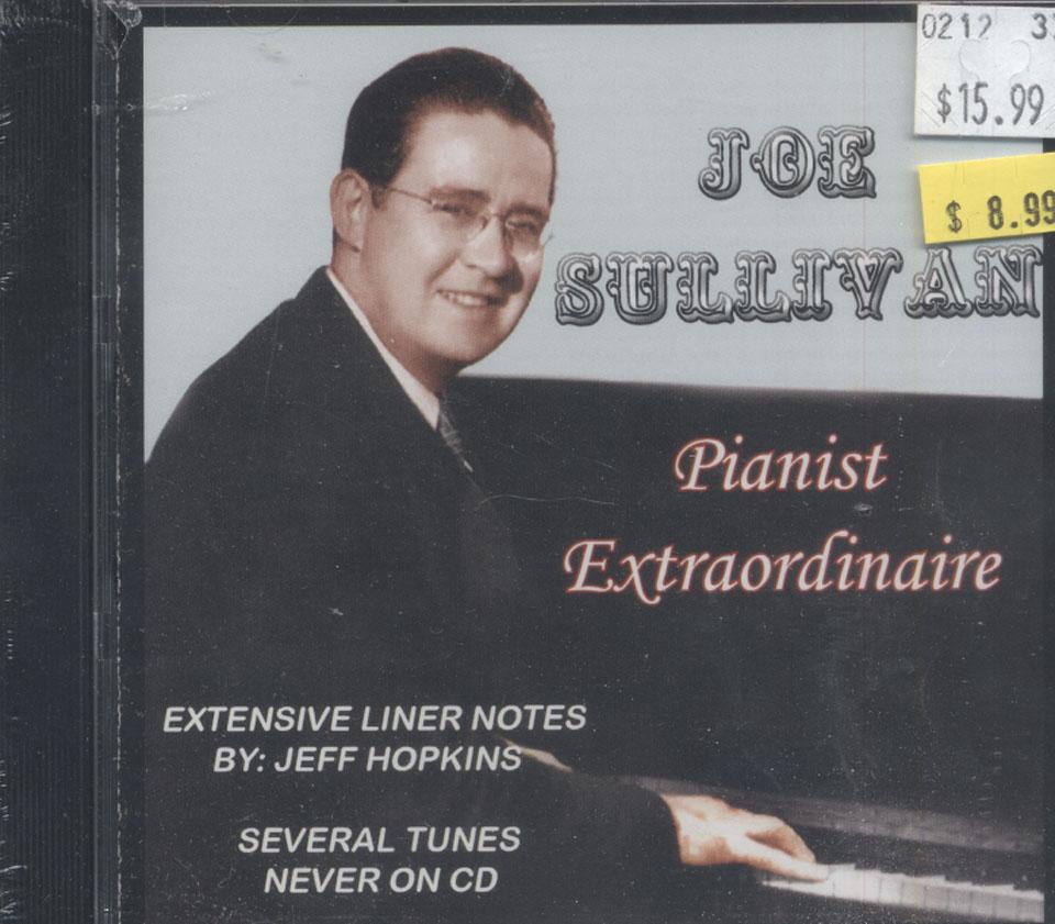 Joe Sullivan CD
