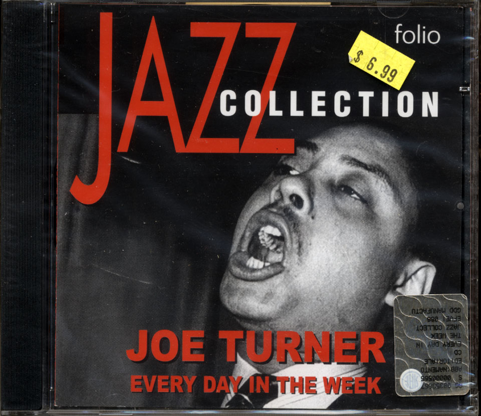 Joe Turner CD