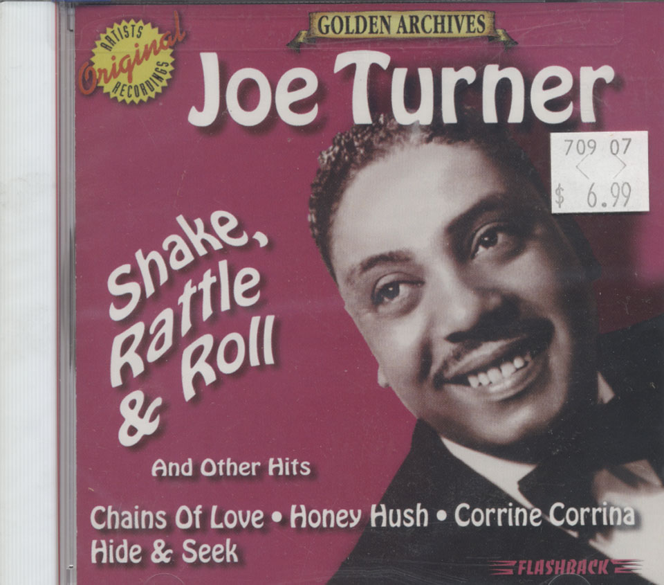 Joe Turner CD