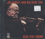Joe Venuti and His Blue Five CD
