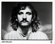 Joe Walsh Promo Print