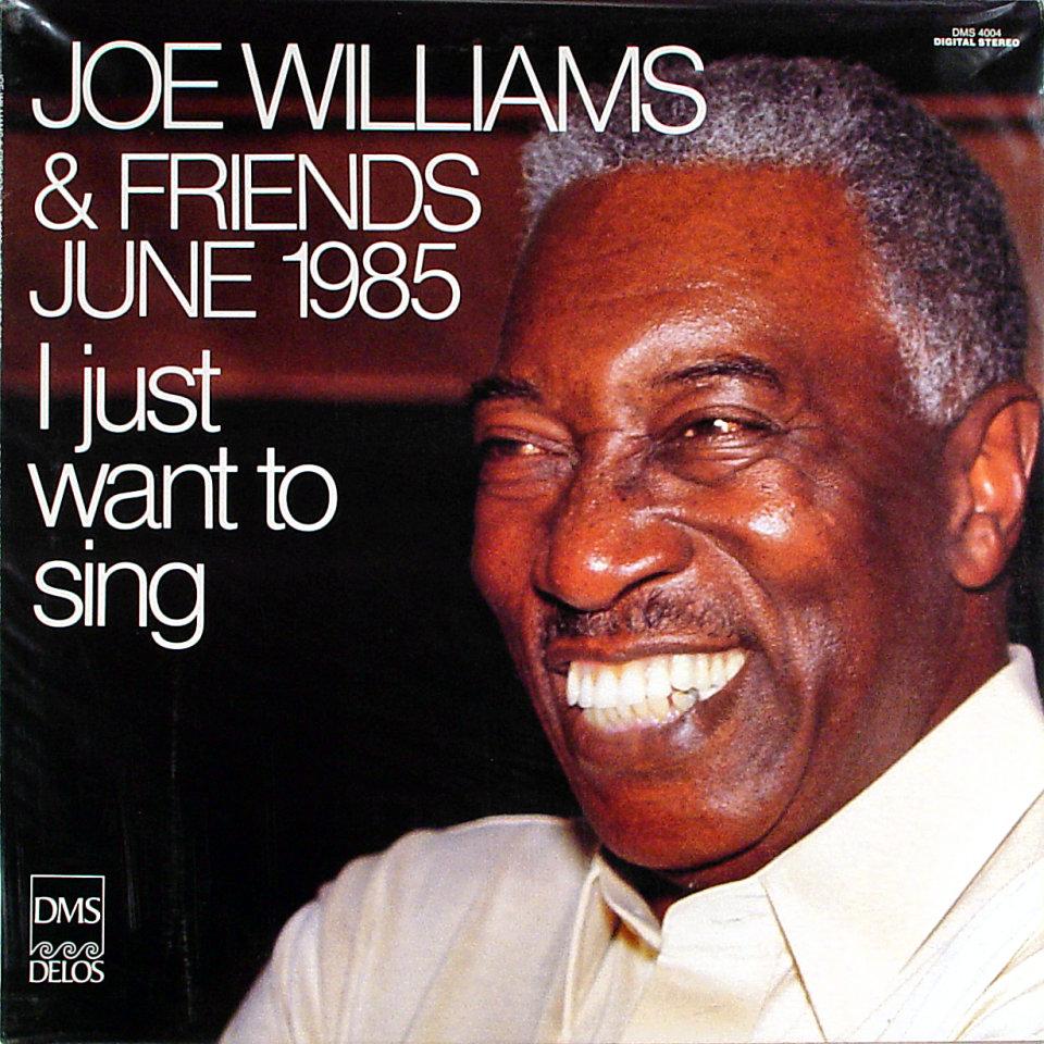 "Joe Williams & Friends Vinyl 12"" (New)"