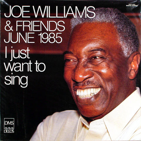 "Joe Williams & Friends Vinyl 12"" (New)"