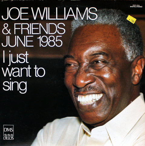 "Joe Williams & Friends Vinyl 12"" (Used)"