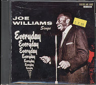 Joe Williams CD