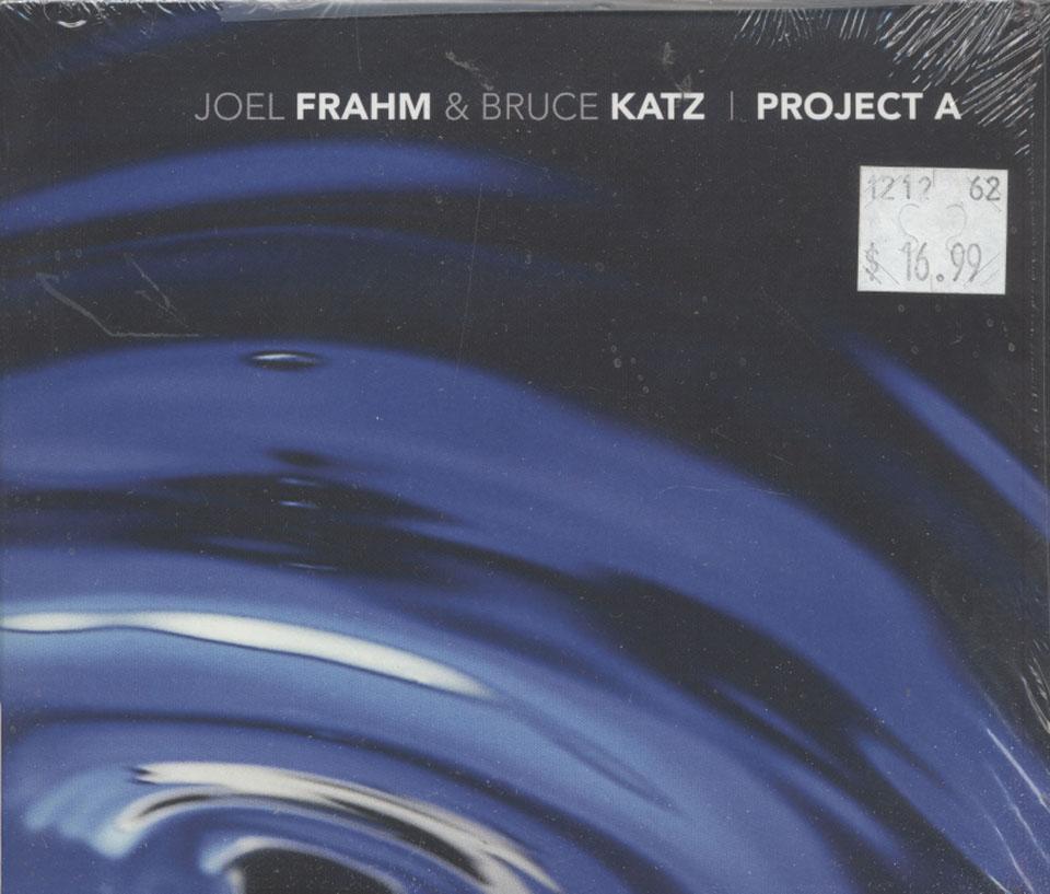 Joel Frahm & Bruce Katz CD