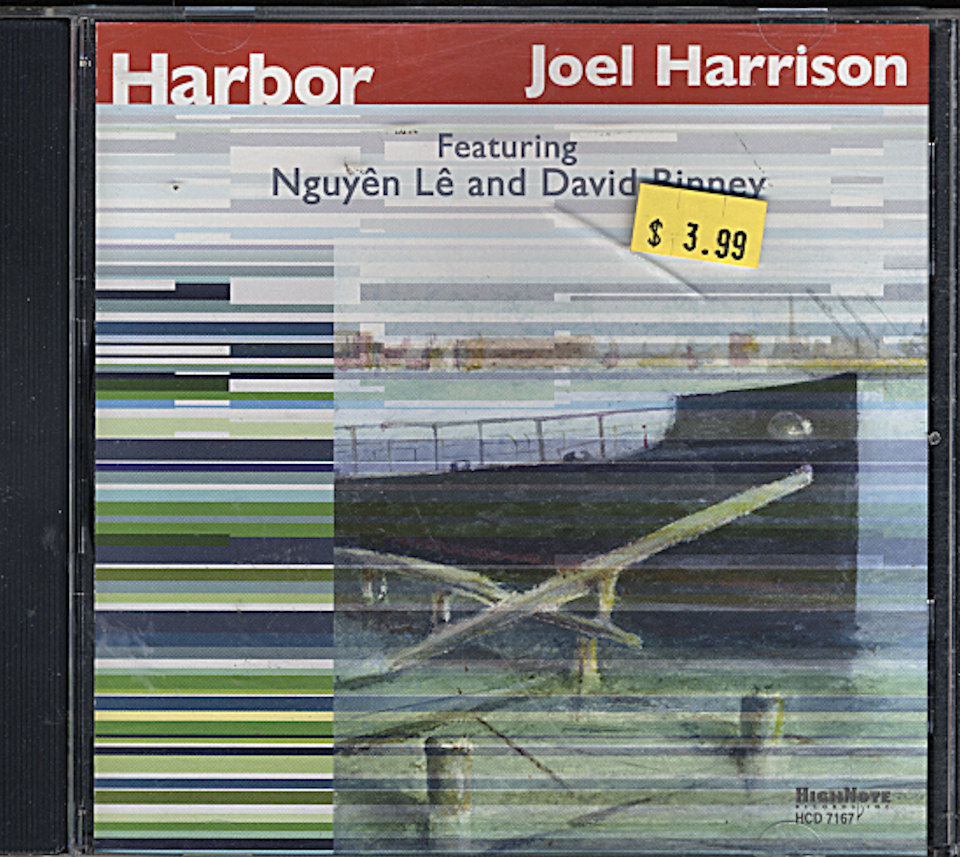 Joel Harrison CD