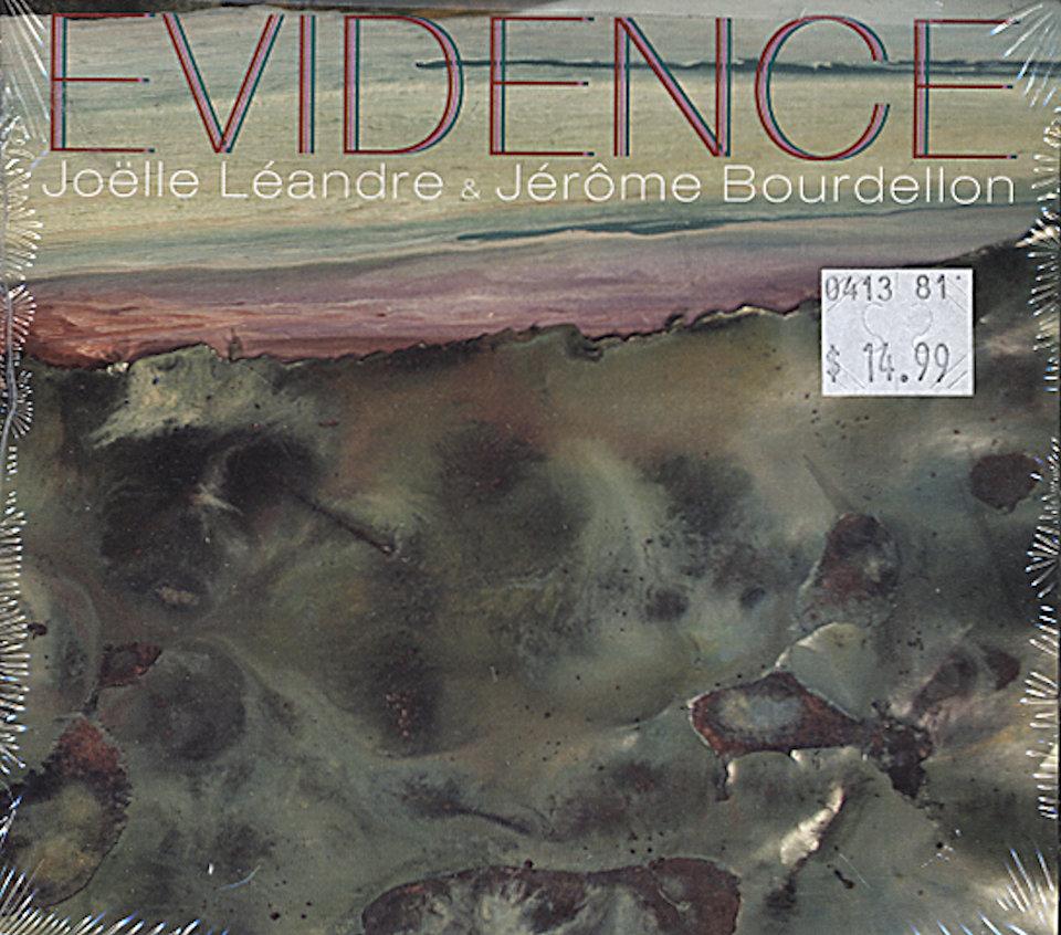 Joelle Leandre & Jerome Bourdellon CD