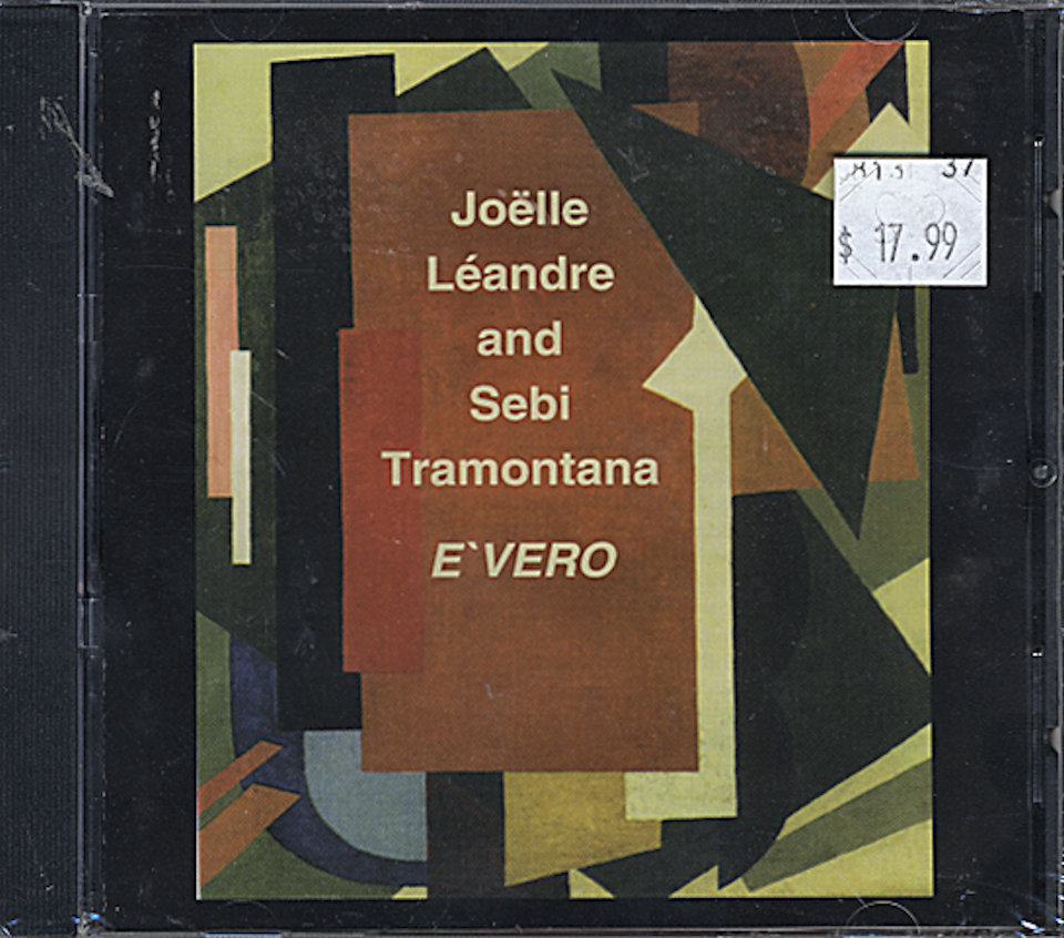 Joelle Leandre and Sebi Tramontana CD