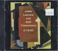 Joelle Leandre and Sebi Tramontana CD