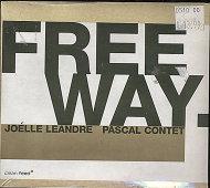 Joelle Leandre / Pascal Contet CD