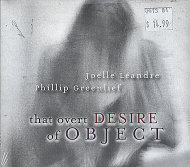 Joelle Leandre / Phillip Greenlief CD