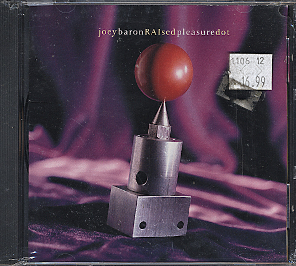 Joey Baron CD