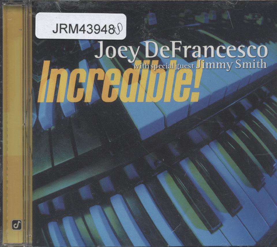 Joey Defrancesco CD