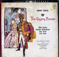 "Johann Strauss Vinyl 12"" (Used)"