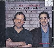 John Abercrombie / Andy La Verne Quartet CD