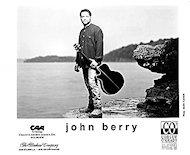 John Berry Promo Print