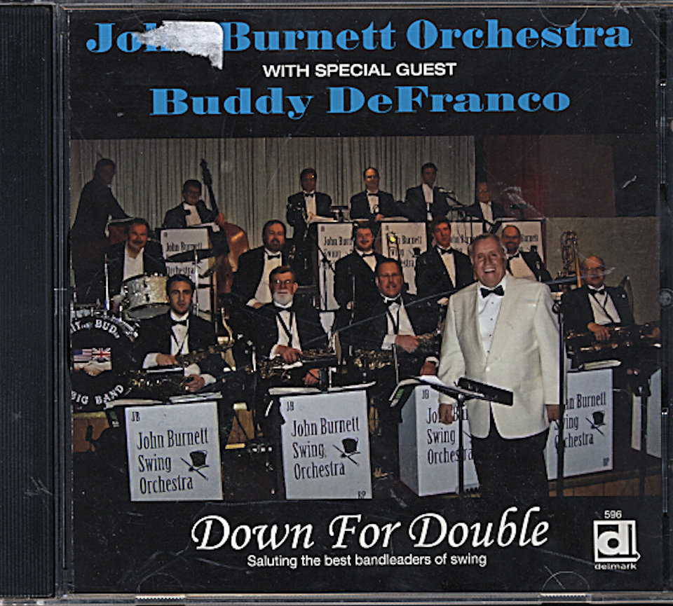 John Burnett Orchestra CD