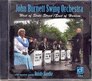 John Burnett Swing Orchestra CD