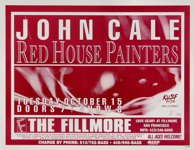 John Cale Poster