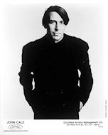 John Cale Promo Print
