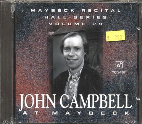 John Campbell CD