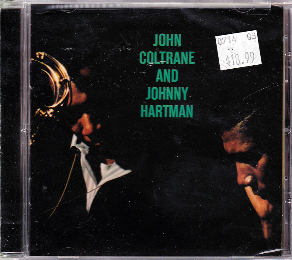 John Coltrane and Johnny Hartman CD