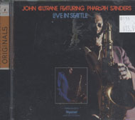John Coltrane / Pharoah Sanders CD