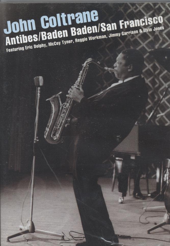 John Coltrane DVD