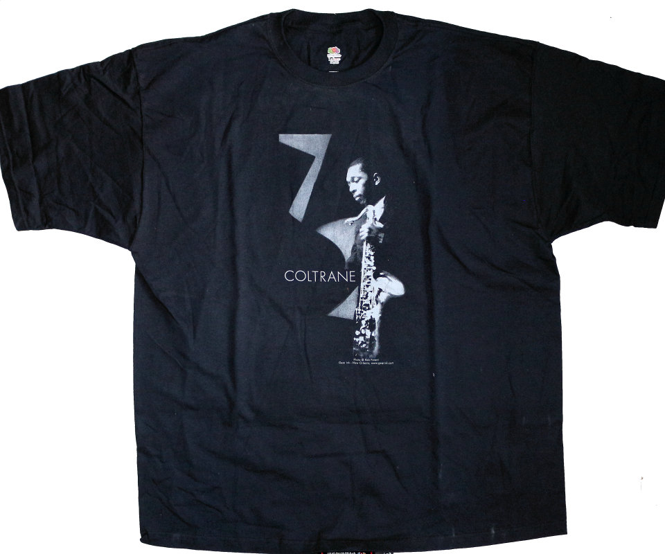 John Coltrane Men's Vintage T-Shirt