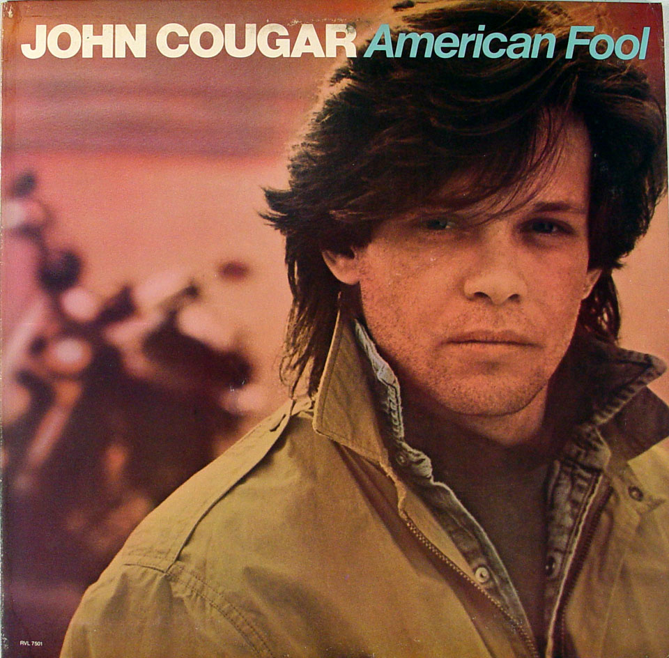 "John Cougar Vinyl 12"" (Used)"