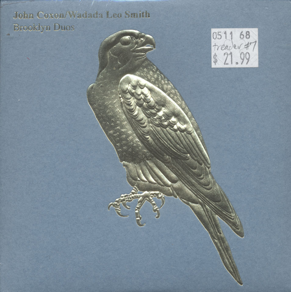 John Coxon / Wadada Leo Smith CD