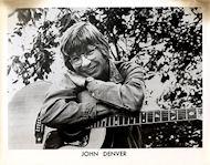 John Denver Promo Print