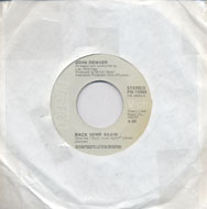 """John Denver Vinyl 7"""" (Used)"""