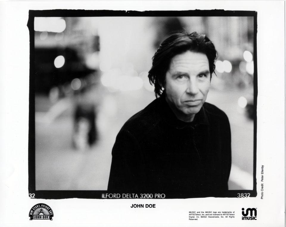 John Doe Promo Print