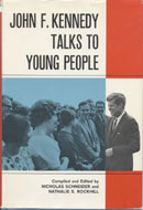 John F. Kennedy Talks To Young People Book